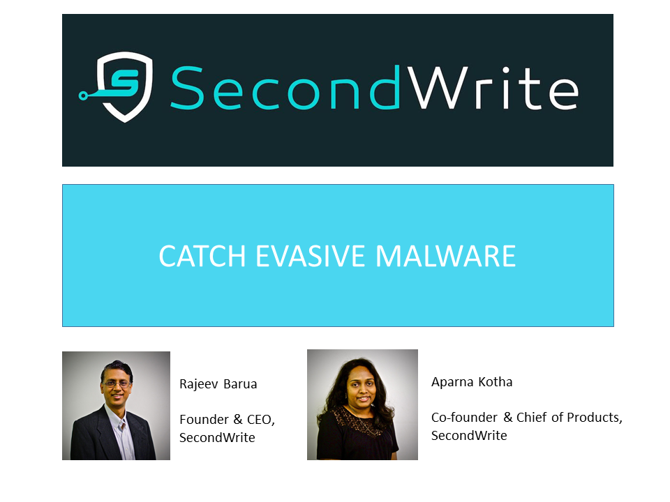 Webinar: Evasive Malware — Full Video