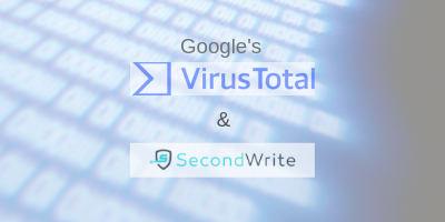 SecondWrite joins VirusTotal's multi-sandbox project
