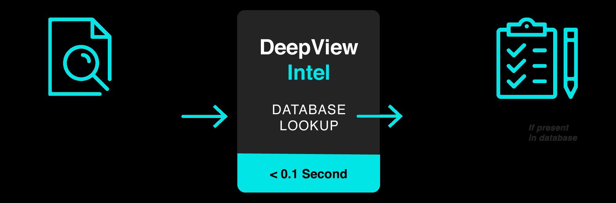 SecondWrite DeepView Intel